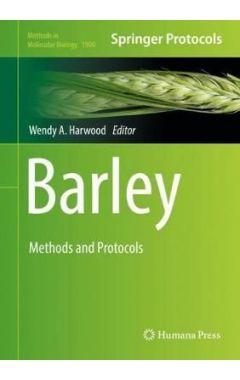 [POD]Barley: Methods and Protocols