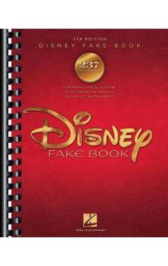 The Disney Fake Book (Revised) 4e