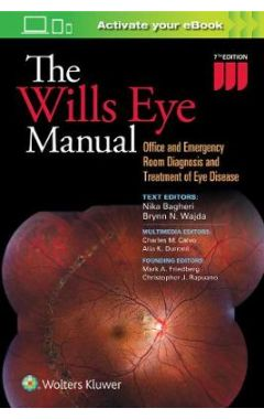 (SNP) The Wills Eye Manual IE