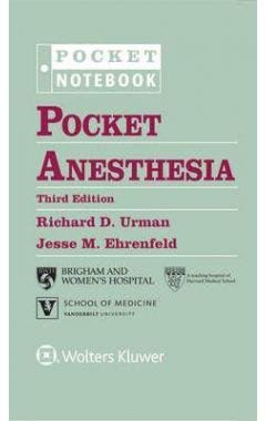 Pocket Anesthesia, 3e IE