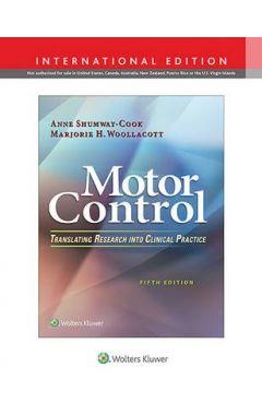 Motor Control, 5E IE