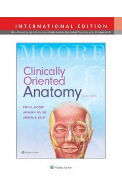 (SNP) Clinically Oriented Anatomy, 8e IE