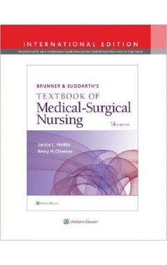(SNP) Brunner & Suddarth's Textbook Of Medical-Surgical Nursing , 14e IE