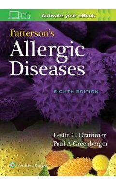 Patterson's Allergic Diseases 8e