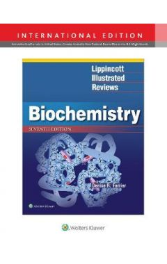 (SNP) Lippincott Illustrated Reviews: Biochemistry, 7 IE