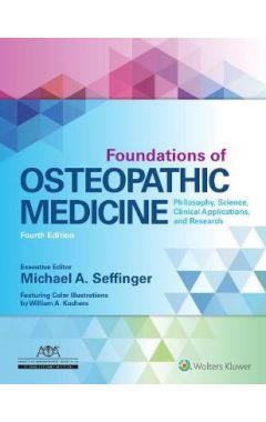 Foundations of Osteopathic Medicine 4e