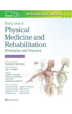 (SNP) DeLisa's Physical Medicine and Rehabilitation 6e Principles and Practice