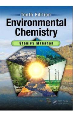 [used] Environmental Chemistry 10th ed