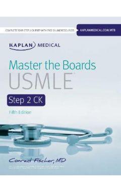 Kaplan Medical Master the Boards USMLE Step 2 CK 5e