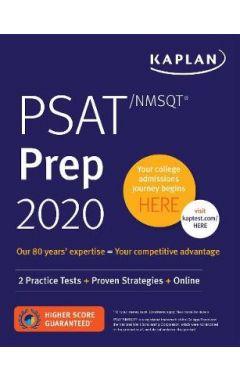 PSAT/NMSQT Prep 2020: 2 Practice Tests + Proven Strategies + Online