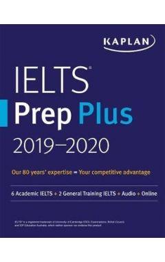 IELTS Prep Plus 2019-2020 with audio