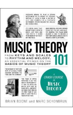 Music Theory 101: From keys and scales to rhythm and melody, an essential primer on the basics of mu
