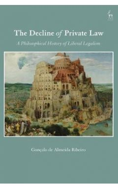 The Decline of Private Law: A Philosophical History of Liberal Legalism