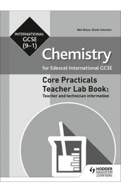 Edexcel International GCSE (9-1) Chemistry Teacher Lab Book