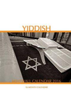 YIDDISH CALENDAR 2016