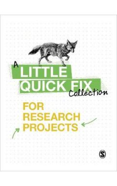 Little Quick Fixes for Research Projects: A Little Quick Fix Collection