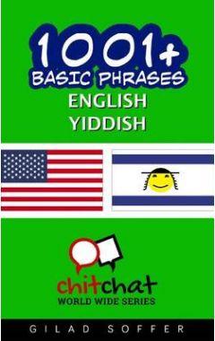 1001+ Basic Phrases English - Yiddish