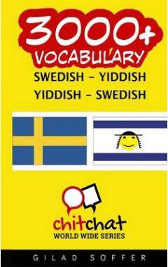 3000+ Swedish - Yiddish Yiddish - Swedish Vocabulary