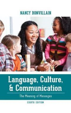 LANGUAGE CULTURE & COMMUNICATion