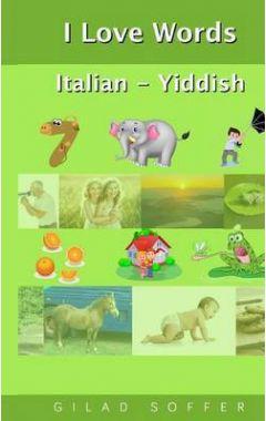 I Love Words Italian - Yiddish