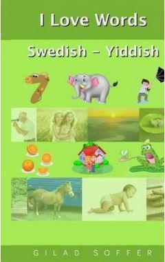 I Love Words Swedish - Yiddish