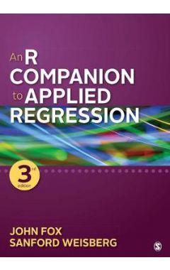 An R Companion to Applied Regression 3E