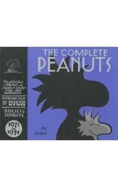 The Complete Peanuts 1973-1974 ( Complete Peanuts #0 )