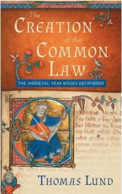 CREATION OF THE COMMON LAW