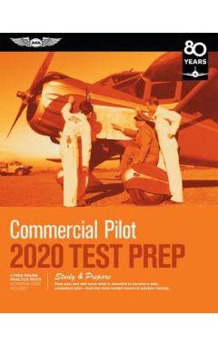 Test Prep 2020: Commercial Pilot