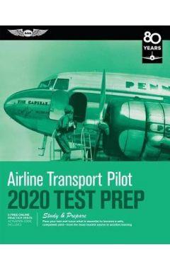 Test Prep 2020: Airline Transport Pilot