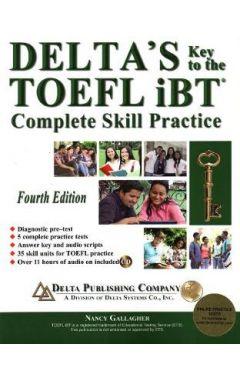 DELTA'S KEY TO THE TOEFL IBT