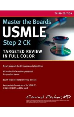 MASTER THE BOARDS USMLE STEP 2 CK 3E