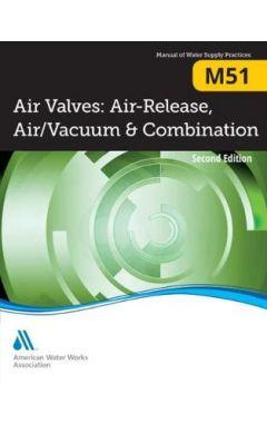 [pod] M51 Air Valves: Air-Release, Air/Vacuum & Combination