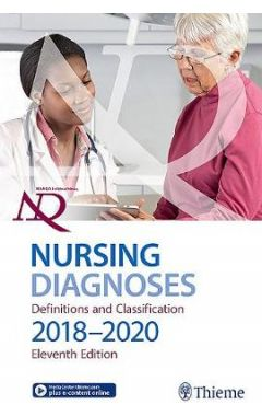 (2018-2020) NANDA INTERNATIONAL NURSING DIAGNOSES 11E DEFINITIONS AND CLASSIFICATIONS