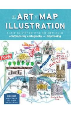 THE ART OF MAP ILLUSTRATION