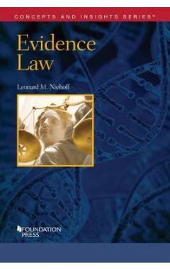 (POD) Evidence Law