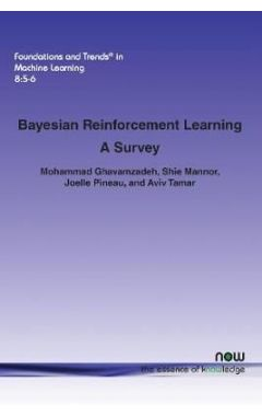 Bayesian Reinforcement Learning: A Survey