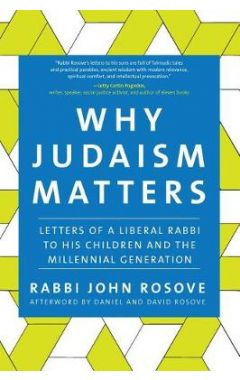 WHY JUDAISM MATTERS