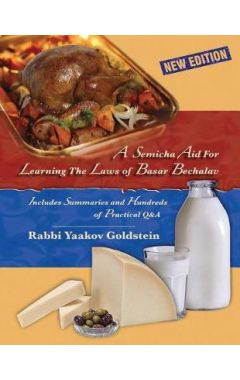A Semicha Aid For Learning The Laws of Basar Bechalav