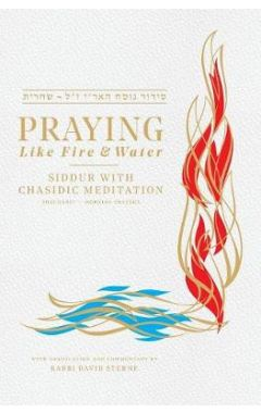 Praying Like Fire and Water: Siddur with Chassidic Meditation