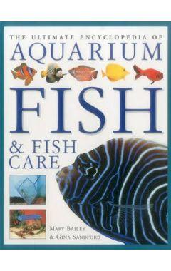 [USED] The Ultimate Encyclopedia of Aquarium Fish & Fish Care