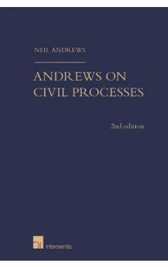 Andrews on Civil Processes  2ed