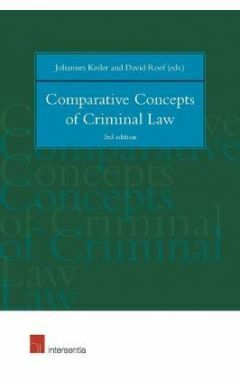 Comparative Concepts of Criminal Law: 3rd Edition