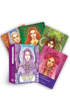 KEEPER OF THE LIGHT ORACLE CARDS
