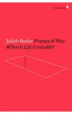 FRAMES OF WAR (RADICAL THINKERS SERIES 12)