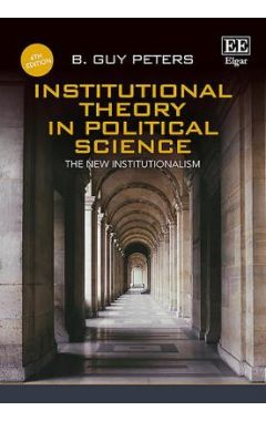 Institutional Theory in Political Science, 4th Edition