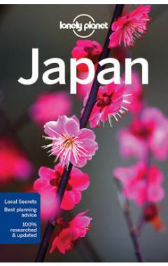 2017 LONELY PLANET JAPAN