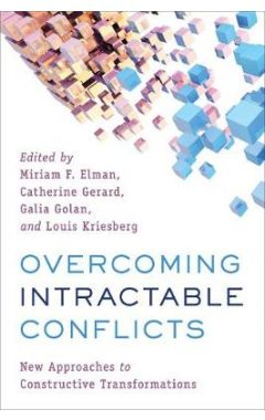 Overcoming Intractable Conflicts: New Approaches to Constructive Transformations