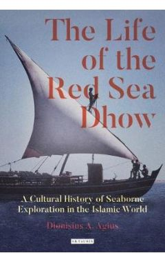 (paperback) The Life of the Red Sea Dhow