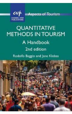 Quantitative Methods in Tourism: A Handbook